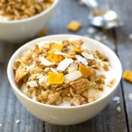 Healthy Tropical Granola Recipe