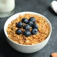 Coconut Granola Recipe