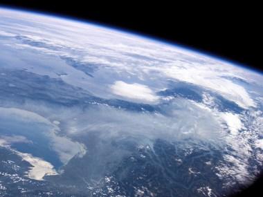 Satellite View of Ea