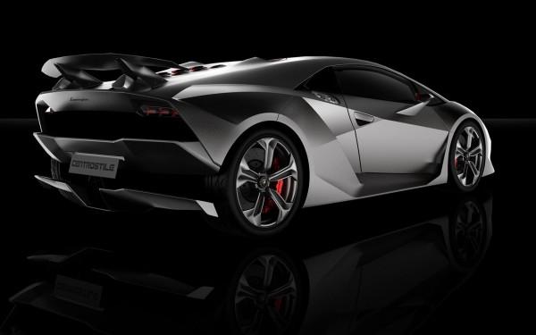 3. Lamborghini Sesto Elemento