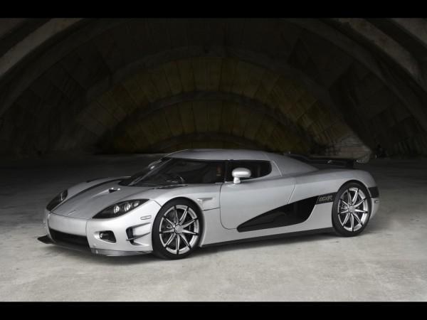 4. Koenigsegg Trevita
