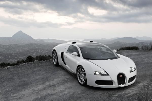 5. Bugatti Veyron 16.4 Grand Sport