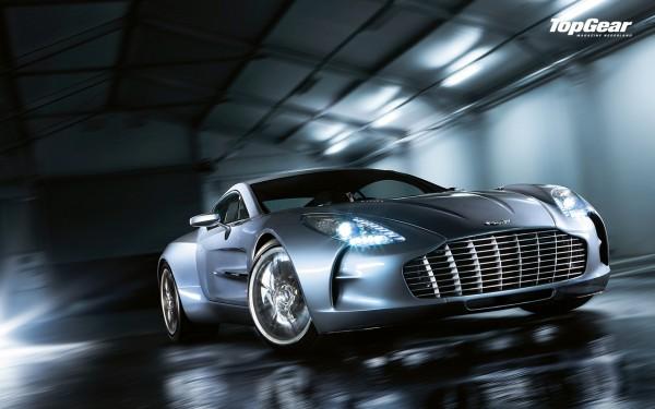 7. Aston Martin One-77