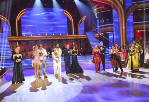Dancing with the Stars 2013 - Week 9 Results
