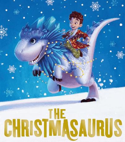 Christmasaurus - Tom Fletcher
