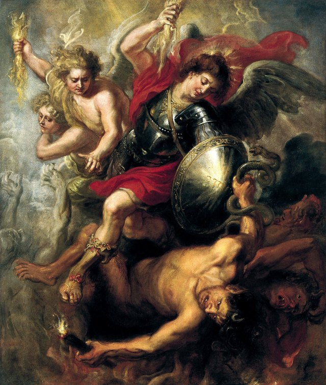 Peter_Paul_Rubens_-_Saint_Michael_expelling_Lucifer_and_the_Rebellious_Angels,_1622