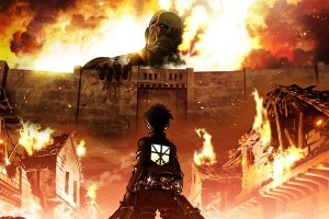 Current Anime/Manga Obsession: Attack On Titan