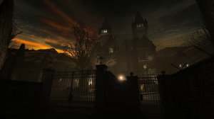 What could possibly go wrong in a creepy looking asylum, right?