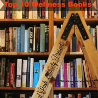 Real Posh Society Presents: Top 10 Wellness Books