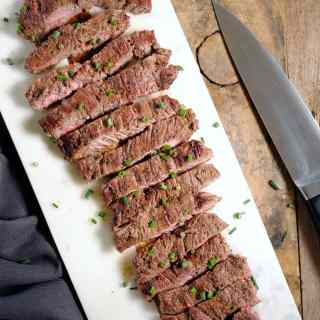 Paleo steak marinade five