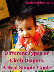 Different Types of Cloth Diapers: A Real Simple Guide - Real Simple Mama