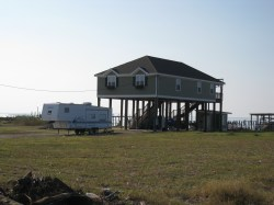 Small Of House On Stilts
