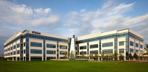 An Israeli real estate firm purchased the 8 West Centre building in Houston for $76 million.