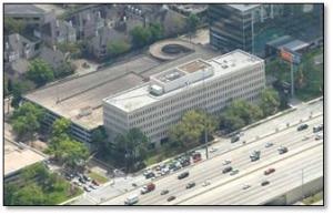 1443 West Loop South building in Houston.