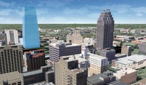 A new office tower will be added to the San Antonio skyline.