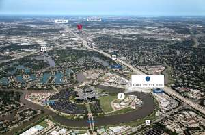 Planned Community Developers has acquired five acres in Sugar Land for an  office and hotel development.
