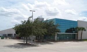 Distribution center in McAllen was  purchased.
