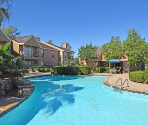 The Summer Cove Apartments in Southeast Houston.