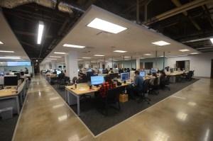 GateHouse Media's Center for News & Design in Austin, Texas.