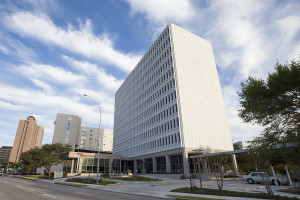 The 5433 Westheimer building in Houston has been sold.