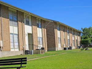 Fox Hollow apartments in Grand Prairies, Texas.