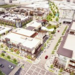 Rendering of Frisco Station.