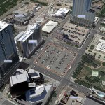 County seeks developers for cIty block in downtown Austin.