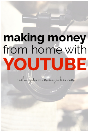 Do you need to earn money from home? Do you enjoy being on camera? If so, you may want to think about starting your own YouTube channel. It can be fun, and you'll make money, too!