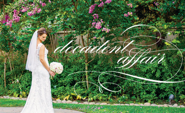 Lodi Wedding Event: You're Invited {A Decadent Affair, Presented by Wine & Roses Hotel, Restaurant & Spa}