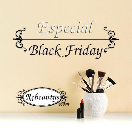 Especial Black Friday : moda, cosmética y maquillaje