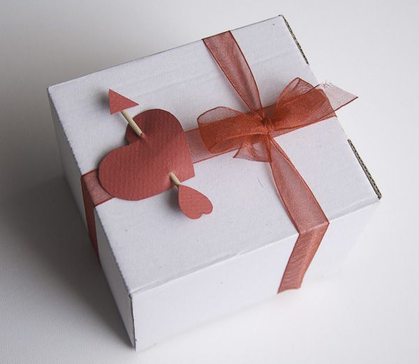 Una idea de adorno para San Valentín