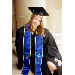 Small Crop Of Ucla Cap And Gown