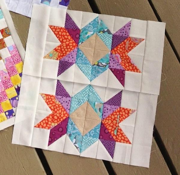 quilt block of month #12
