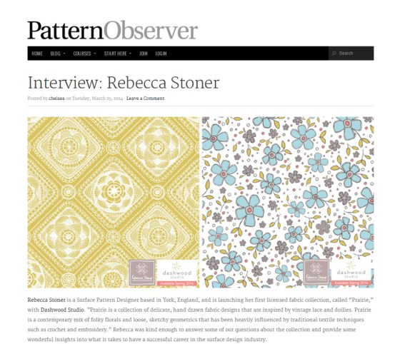 Pattern Observer Interview_Rebecca Stoner
