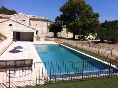 Réalisation piscine