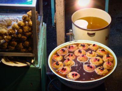 comida - Molletes - foto por Oscar Requena