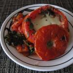 Receta tomates rellenos