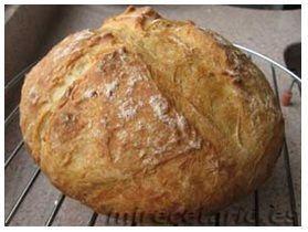Cómo hacer pan: Receta muy fácil