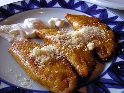 Empanadas de Platano