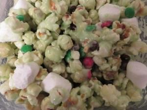 Popcorn du Grinch