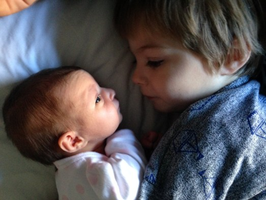 My Benjamin and Natalie
