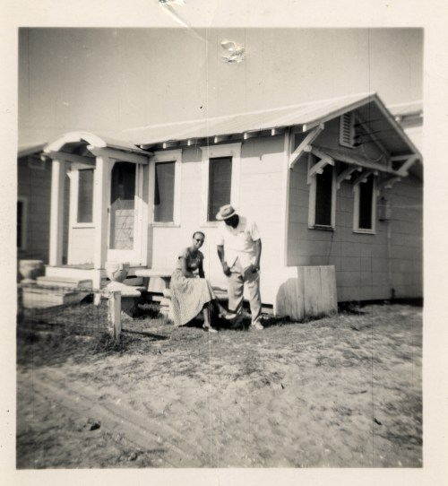 Smiths at American Beach beach house