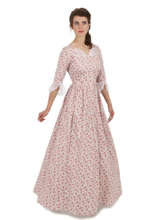 Medium Of Old Fashioned Dresses