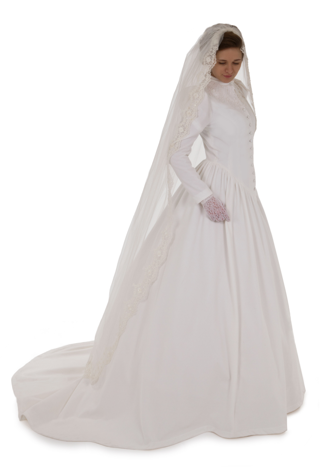 a breakdown of what a victorian bride wore victorian wedding dress Recollections has everything that you need for the Victorian wedding dress of your dreams Most of our Victorian gowns can be made in white