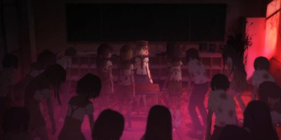 top 20 anime feature zombies