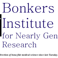 The Bonkers Institute