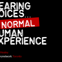 Hearing Voices: a normal human experience