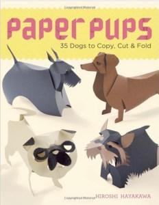 Paper pups patterns