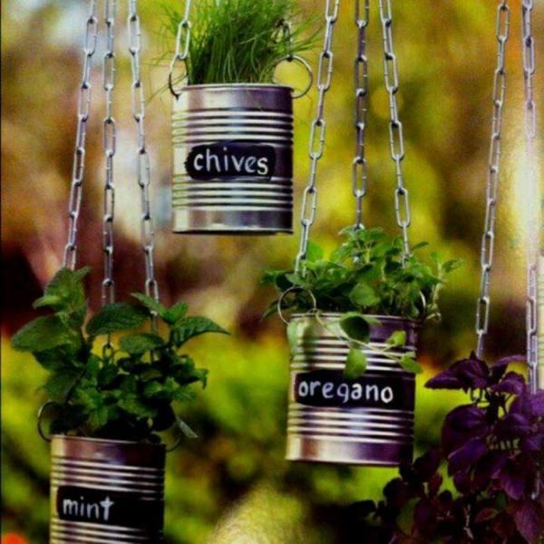 8 Tin Can Craft Ideas Recycled Crafts