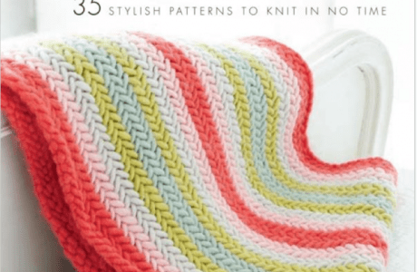 Giveaway: Simple Chic Knits: 35 Stylish Patterns to Knit in No Time